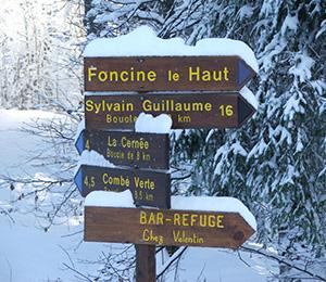 Etat des pistes, Ski de Fond