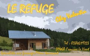 carte de visite 2 300x188 Refuge Chez Valentin