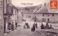 i photoancienne Histoire du village