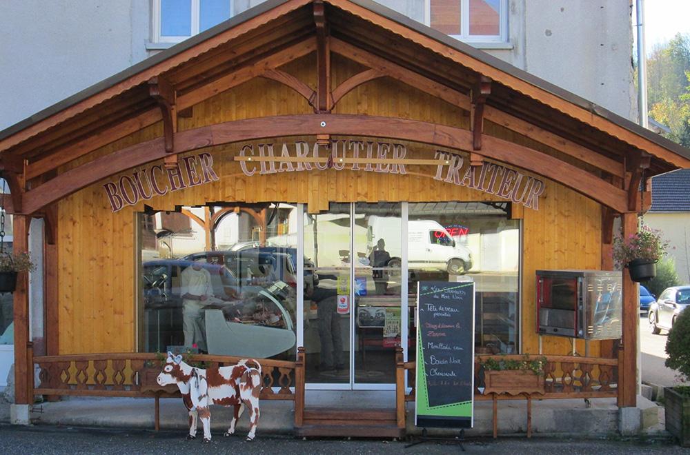 image boucherie Boucherie Les saveurs du Mont Noir
