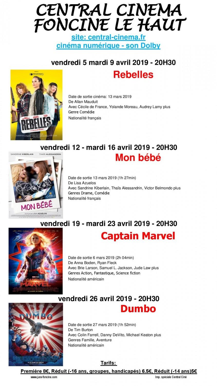 avril fin 2019 3 page 001 845x1500 Cinéma à 20h30 : Captain Marvel