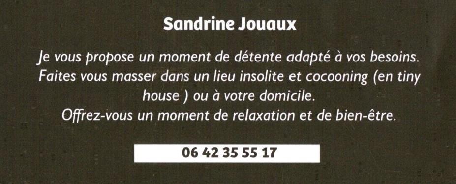 Sandrine Jouaux Saine Bien être